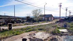 verlassene Häuser - Check more at http://www.miles-around.de/nordamerika/usa/arizona/main-street-of-america-route-66/,  #Arizona #Essen #Kingman #LostPlace #Reisebericht #Route66 #Seligman #USA