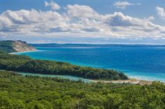 Proving once again that Sleeping Bear Dunes National Lakeshore is one of the most beautiful places on Earth.