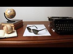 Ray Ban - Never Hide Brand Content - illusions d'optique