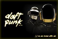 daft punk  | Daft Punk Poster
