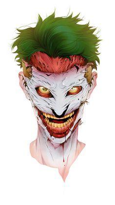 Death of The Family - The Joker - Ricardo Cohen
