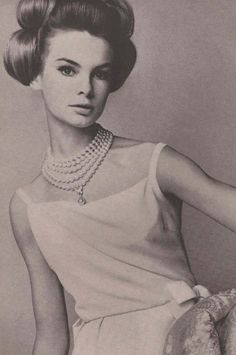 Jean Shrimpton by Irving Penn (1962)