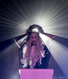 Epic Firetruck's Maria Brink & In This Moment - Photo by Ralph Arvesen ~