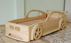Baby bed do it yourself - REzepteInfinity - Kids Bedroom Furniture, Unique Furniture, Furniture Making, Wood Furniture, Furniture Plans, Wooden Projects, Wooden Crafts, Wooden Toys, Boy Room