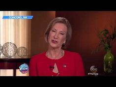 Carly Fiorina Takes On The View | TheBlaze