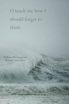 William Shakespeare, Romeo and Juliet. Click on this image to see the biggest collection of famous quotes on the net!