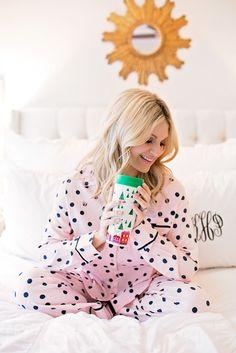 Things I'm Thankful For + Christmas Pajamas   Chronicles of Frivolity