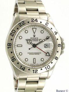 Rolex Explorer II 16570... #Rolex