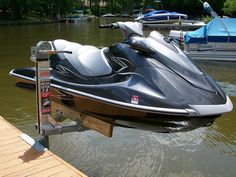 Mr. Lifter Jet Ski Watercraft lift from American Muscle Docks