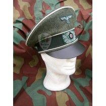 Cappello ufficiale Offizierfeldmutze