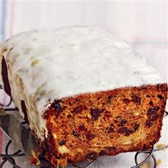 What a lovely idea - I'm bookmarking this to make next winter. Parsnip and fruit loaf with lemon drizzle recipe.