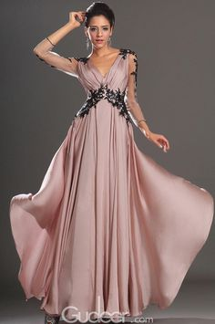 bridesmaid dress with flowy sleeves - Google Search