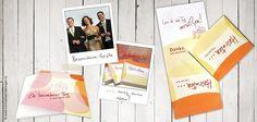 Ideensammlung-Roter Faden für die Papeterie-Leitthemen-Hochzeitseinladungen und Hochzeitskarten sowie Babykarten und andere Anlasskarten Polaroid Film, Decor, Paper Mill, Card Wedding, Tips, Gifts, Dekoration, Decoration, Decorating