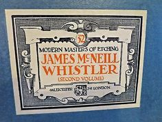 James-McNeill-Whistler-No-32-Modern-Masters-of-Etching-Series-1932-2nd-Volume