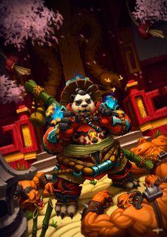 World of Warcraft Art — Pandaren Monk by Edgar Sรกnchez Hidalgo Source:. Warcraft Art, World Of Warcraft, Fantasy Character Design, Character Art, Pandaren Monk, Dream Daddy Fanart, Realistic Animal Drawings, Warlords Of Draenor, Warcraft Characters