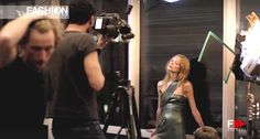 MUGLER Behind the Scenes Adv Campaign Fall 2015