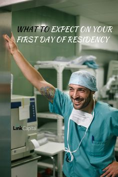 You made it through medical school. You nailed your residency interviews. And now it's here: Your first day of residency! Here is what to expect: