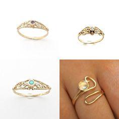#jewelry #rings #bands #womensrings #uniquejewelry #purplegoldring #gemstonering #stonering #lianie #amethystring #filigreering #lacering #daintyring #womengirlsrings #anniversaryrings #solidgoldring #14kgoldring #solid14kring #promisering #engagementring #realgoldring