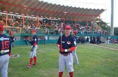 Campeche, Camp. 16 de noviembre ( Carlos Carvajal ).- El sinaloense Fernando Inzunza de los Piratas de Escárcega es el nuevo líder de bateo ...