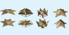 Case pieghevoli in bambù: un rifugio temporaneo come un origami