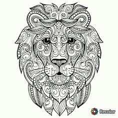 Coloriage animaux lynx manman stuffies pinterest coloring pages quilling et coloring books - Comment dessiner un lynx ...