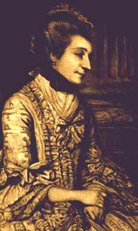 Regency Personalities - Elizabeth Montagu 2 October 1718 – 25 August 1800, via The Things That Catch My Eye