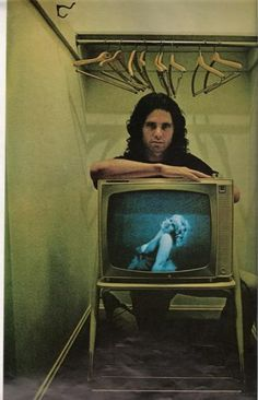 Jim Morrison - What he could have done in the music industry.  Another day the music died.