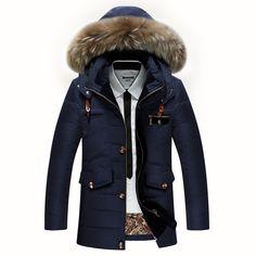 2015 New Arrival Mens Winter Mens Long Overcoat Duck Down Waterproof Doudoune Parkas Jackets Cappotto Wellensteyn Coat