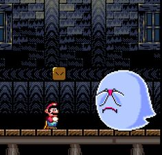 Super Mario World, SNES.
