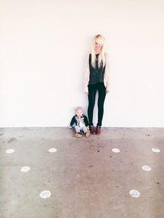 Kelli Murray and daughter Rylee