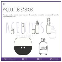 #Tip: Productos básicos #aceites #esenciales #doTERRA #doterraessentialoils #essentialoil