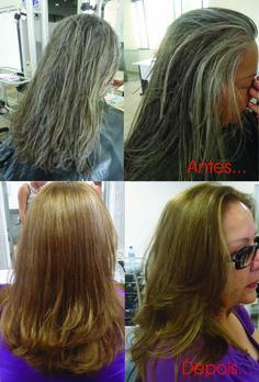 Curso de cabeleireiro no Senac - MG