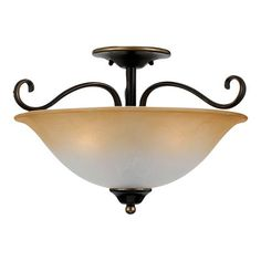 Buy the Quoizel Palladian Bronze Direct. Shop for the Quoizel Palladian Bronze Duchess 3 Light Wide Semi-Flush Ceiling Fixture with Marble Glass and save. Semi Flush Ceiling Lights, Flush Mount Lighting, Flush Mount Ceiling, Ceiling Light Fixtures, Home Renovation, Home Depot, Champagne, Quoizel Lighting, Tea Stains