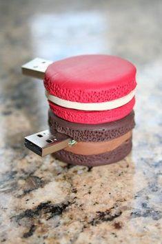 Fancy - Macaron Clé USB