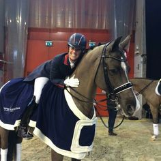 Charlotte Dujardin and the one and only Valegro!! Such a beautiful horse and an amazing partnership :) Dressage KWPN Grand Prix Freestyle