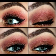 This look was created using only Younique products which can be purchases on : www.youniqueproducts.com/3dLashesbyDesiree  Crease: Heart Broken Inner Eye: Sexy Lid: Gorgeous Lashes: 3d Lashes (Only one coat!)