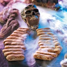 Whole website of halloween inspired foods.