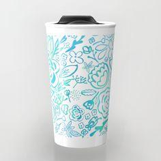 A Profusion of Flowers II Travel Mug