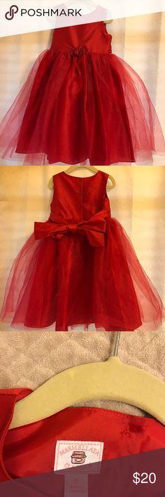 Dress A Christmas dress worn once like brand new! Dresses Formal