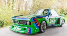 1976 BMW 3.0 - 3.5 CSL Group 5 | Classic Driver Market