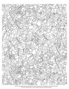 Happy Coloring Monday Click Here To Download Your Page Valentinadesign Adult ColoringColoring BooksColoring