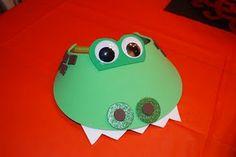 Alligator visor craft