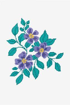 Free embroidery ,cross stitch patterns , crochet and knitting pattterns Poppy Pattern, Daisy Pattern, Free Pattern, Embroidery Patterns Free, Cross Stitch Embroidery, Cross Stitch Designs, Cross Stitch Patterns, Periwinkle Plant, Carpe Koi