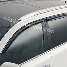 OEM 2015 2014 Kia Sorento Side Window Vent Visor Rain Guards # 1U022 ADU01