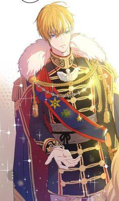 Personagem: Claude Mangá: Suddenly Became a Princess One Day Handsome Anime Guys, Cute Anime Guys, Manga Art, Manga Anime, Garçon Anime Hot, Anime Prince, Estilo Anime, Manhwa Manga, Shall We Date