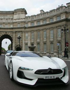 Citroën GT concept (French make)