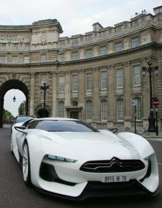Citroën GT concept (French make)