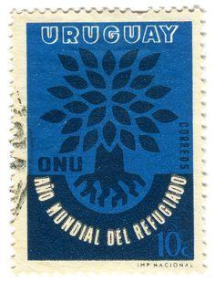 Uruguayan stamp