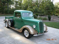 1937 Ford Street Rod Pickup