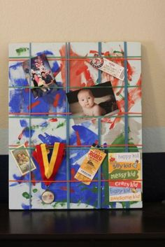 Make your own memory board.